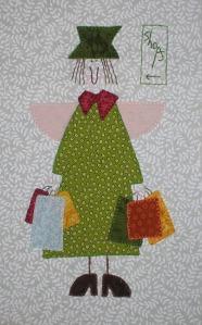 Charlotte the shopper