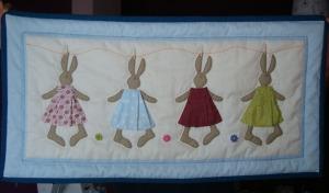 Panel Conejos Tilda